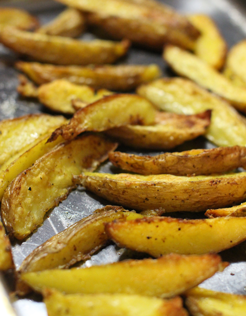 Home-made chips