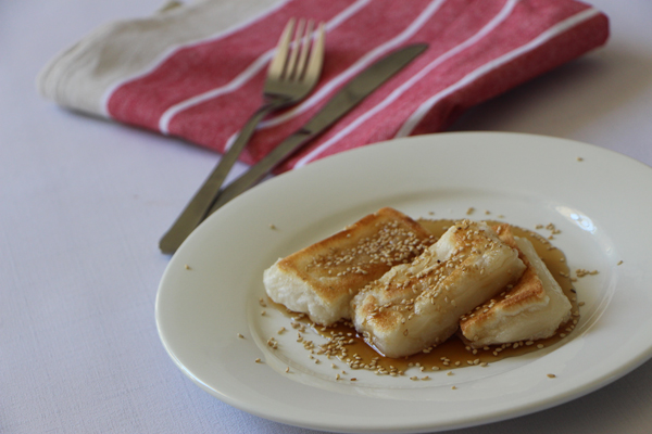 Gluten Free and Delicious Breakfast Option, inspired by Alicia Silverstone - Mochi (Japanese Rice Cake)