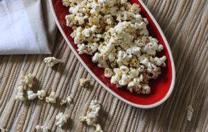 Cheesy Delicious Popcorn