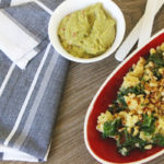 Festive Potato and Kale Mash