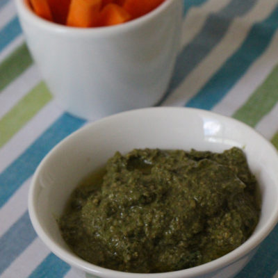 Refreshing Pesto