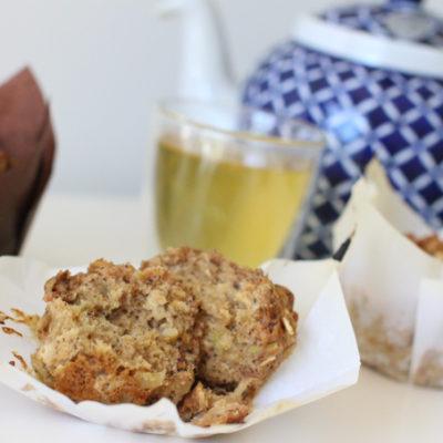 Apple and Cinnamon Breakfast Muffins