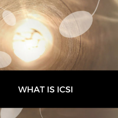 What is ICSI