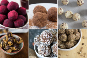 date-free bliss balls