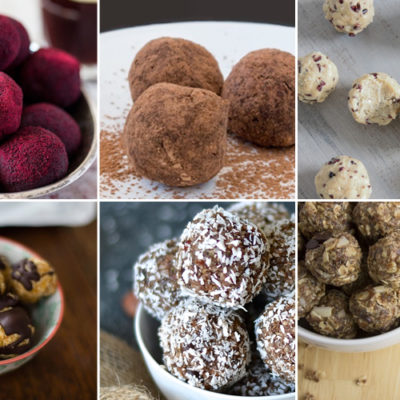 18 Date Free Bliss Ball Recipes