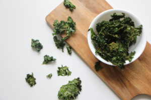 How to make the perfect kale chips