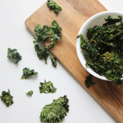 How to make perfect kale chips