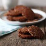Calcium Cookies {vegan + gluten free}