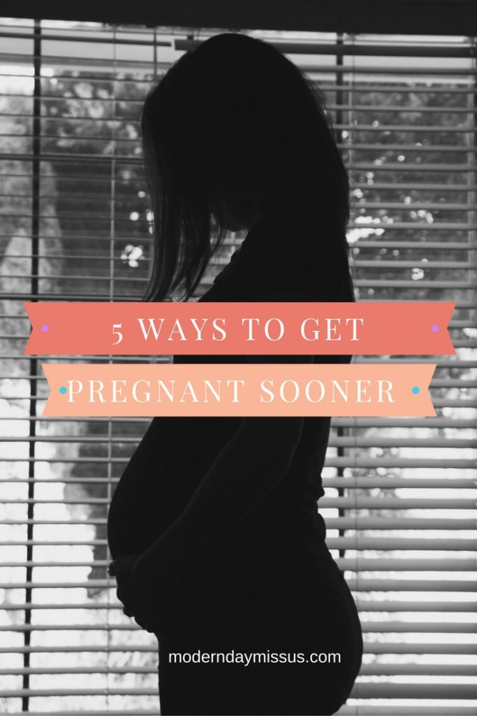 5 ways to get pregnant sooner - The Fertility Warriors Podcast with Robyn Birkin