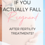 What happens if you fall pregnant after fertility treatments?