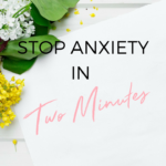 Stop anxiety in two minutes using this GIF (it's a game changer)