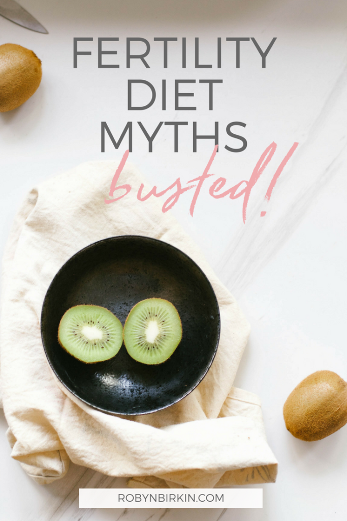 Fertility Diet Myths Busted with Nutritionist Jo Atkinson