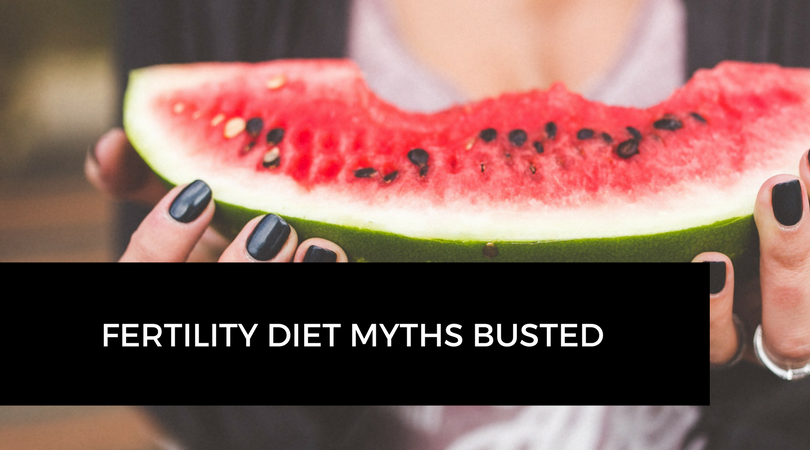 Fertility Diet Myths Busted with nutritionist, Jo Atkinson