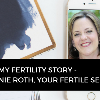 Guest Podcast with Stephanie Roth of Your Fertile Self