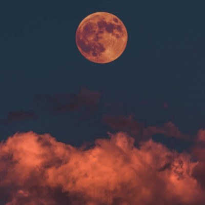 My Full Moon Ritual for Manifestation