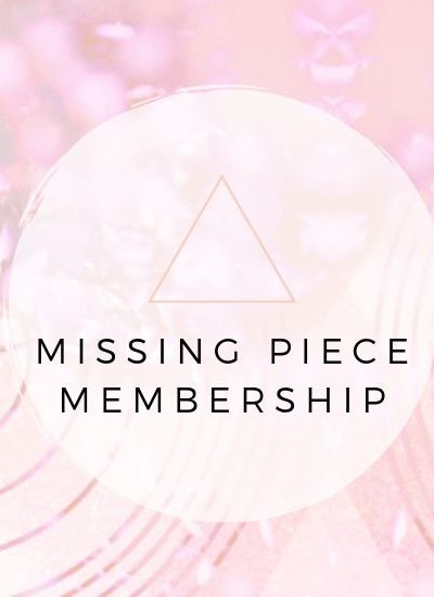 My Missing Piece Membership