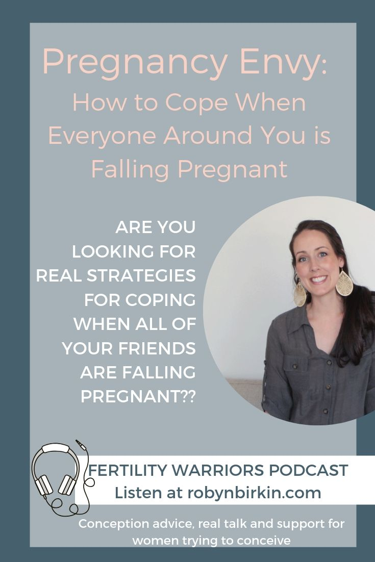 Infertility coping with pregnancy