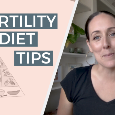 5 FERTILITY DIET TIPS TO HELP YOU FALL PREGNANT SOONER