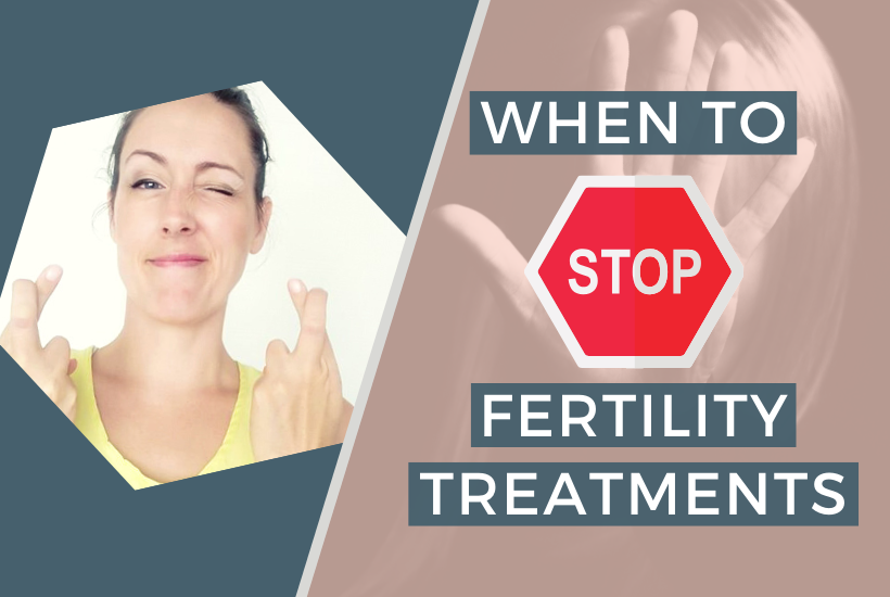 When to stop fertility treatments | is it time to give up?