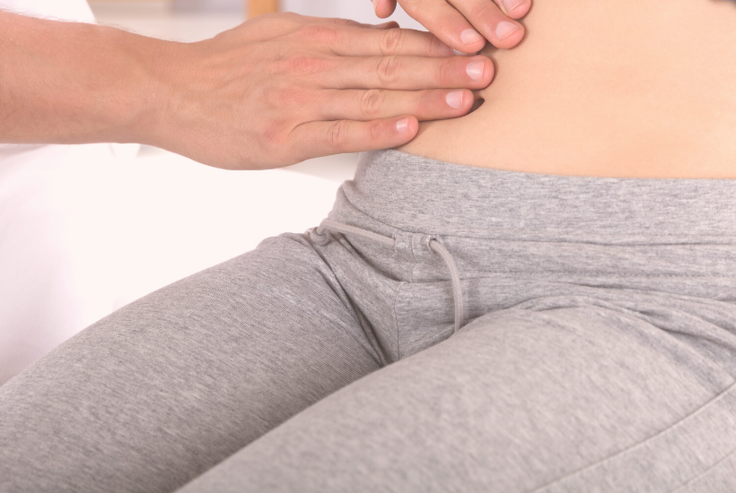 When does implantation bleeding occur?