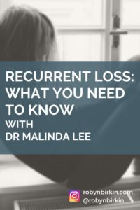 Recurrent Loss