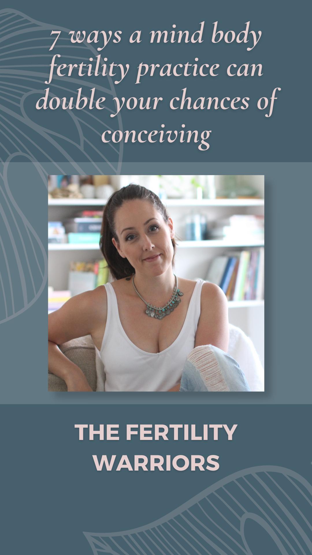 Mind body fertility